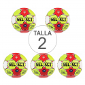 Pack 5 Balones Select Maxi Grip Autoadhesivo T2